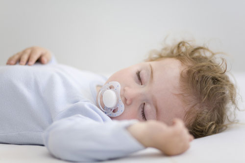 When You Want to Sleep Train Your Kid, But Your Spouse Doesn't