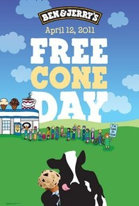 Ben-Jerrys-FREE-Ice-Cream-Cone-on-April-12th