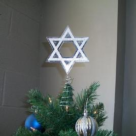 The Hanukkah Tree Topper is Oh So Wrong – Kveller