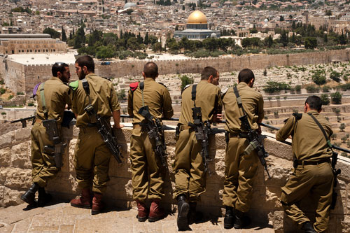 IDF-soldiers
