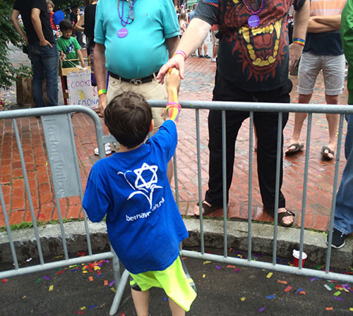 Why I Bring My Kids to the Boston Pride Parade