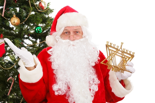How to Not Spoil Your Interfaith Kids During the Holiday Season