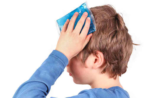 My Son's Concussion, My Mommy Fail