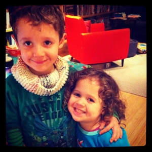 How an Ex-Catholic and Jewish Atheist Talk to Their Kids About God