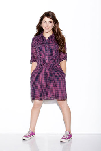 mayim-quirky