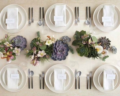 Five Tablescapes To Inspire You For Rosh Hashanah