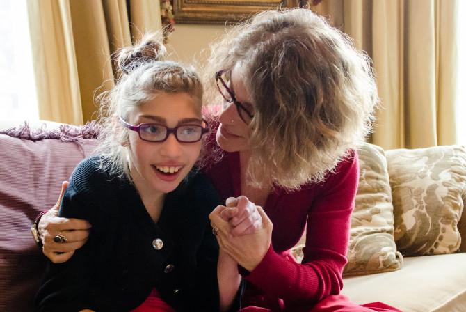 What I Learned While Planning a Bat Mitzvah for My Daughter With Disabilities