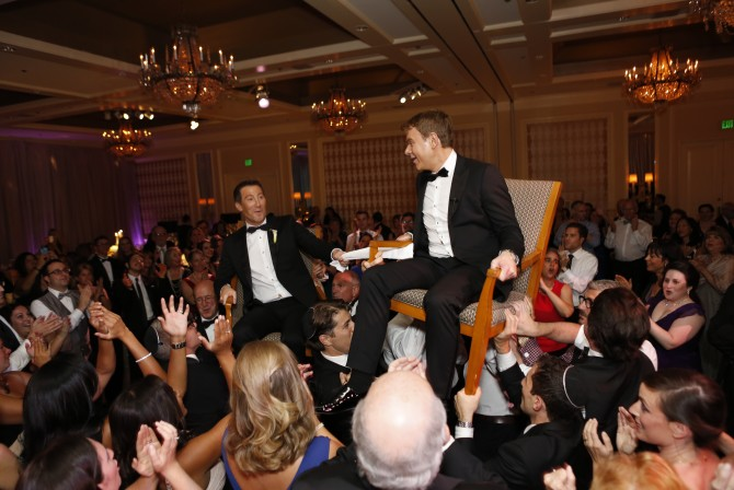 The Amazing Event That Was My Son's Gay Jewish Wedding