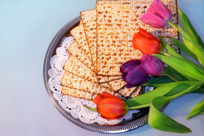 When Passover & Easter Meet: No Bread, No Meat
