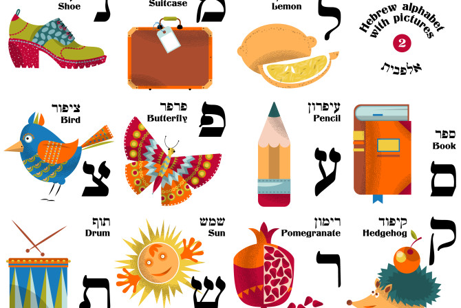 Confessions of a Blind Hebrew School Teacher