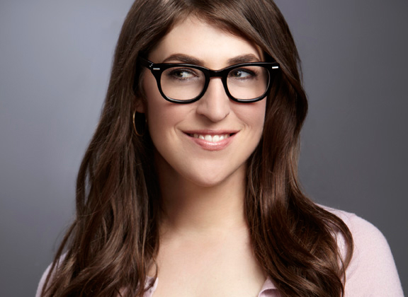 Mayim Bialik: Everything I'll Never Know Because My Father Died