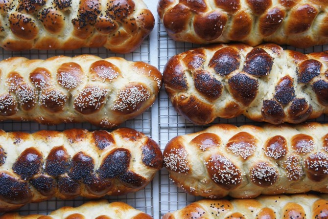 That Time I Got Guilted Into Making Challah By My Son