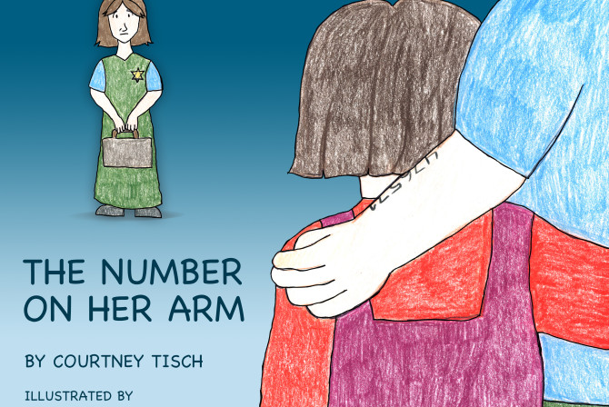 FREE STUFF ALERT: 'The Number on Her Arm' by Courtney Tisch