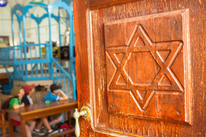 Why We Went Synagogue Hopping for the Holidays