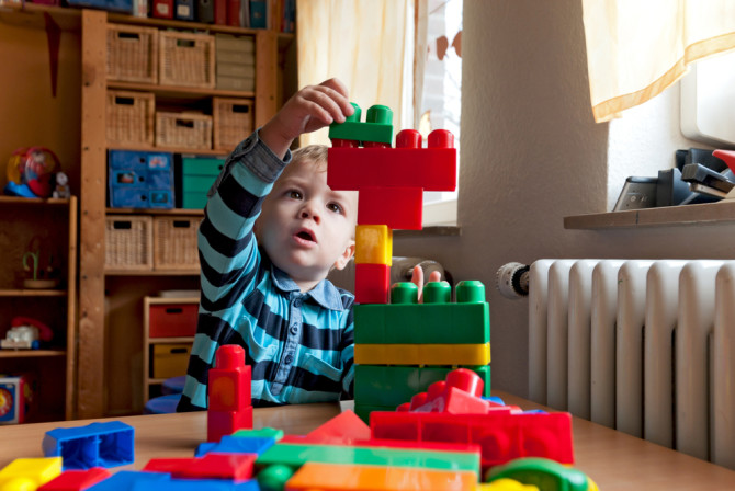 I Worried About My Son's Daycare…For the Wrong Reason