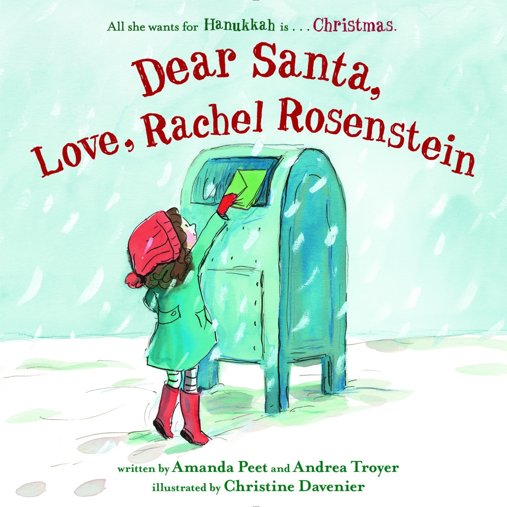 DEAR SANTA, LOVE, RACHEL ROSENSTEIN