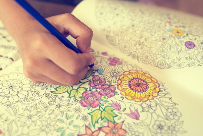 Why the Adult Coloring Craze Has Made Me Crazy