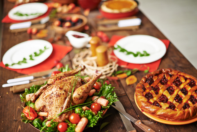 Why Having a British-American Thanksgiving (in London) Matters