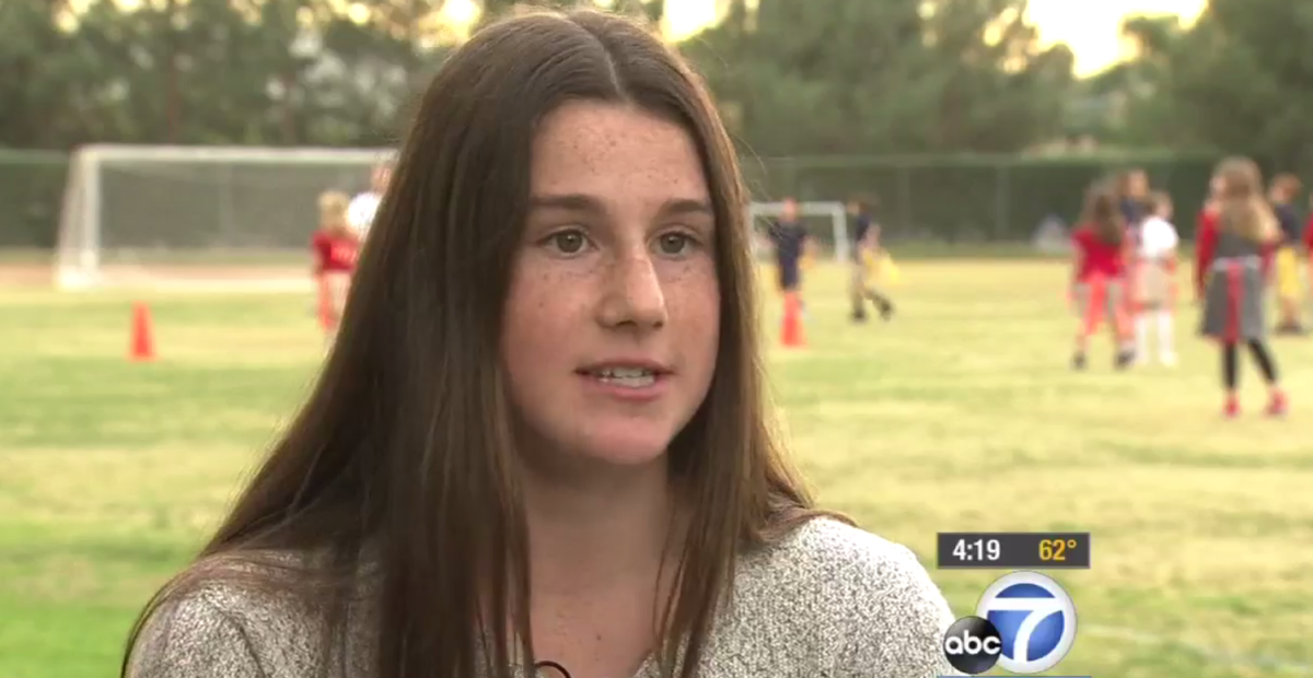 Meet The Jewish Teen Who S Ensuring Every Kid In Her City Has A