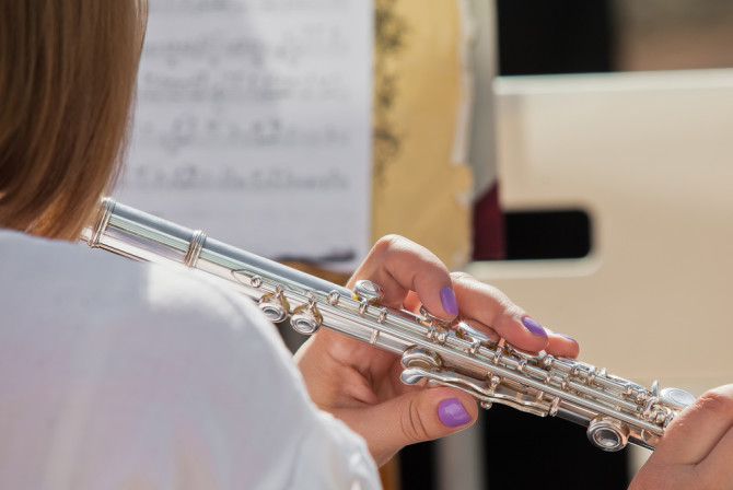 My Daughter Wants to Quit Her Flute Lessons, But I Won't Let Her