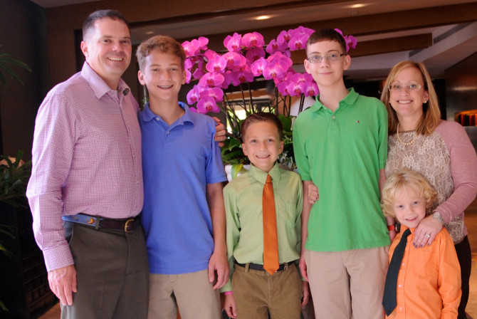 As a Military Family on the Move, Jewish Life Is What We Make It