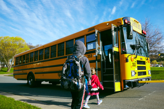 It's My Kid's First Day of School, and I'll Cry If I Want To