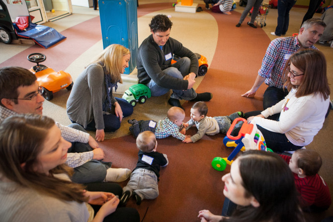 Chicago Jewish Baby Classes, Swag and More