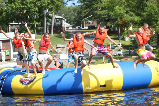 New Jersey Jewish Day Camps & Overnight Camps