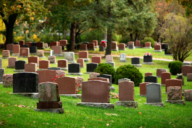 How We're Healing After Our Local Jewish Cemetery Was Vandalized