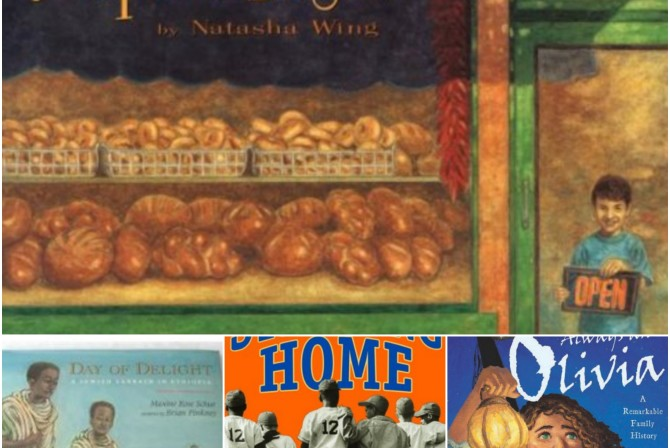 7 Jewish Books for Kids That Promote Diversity