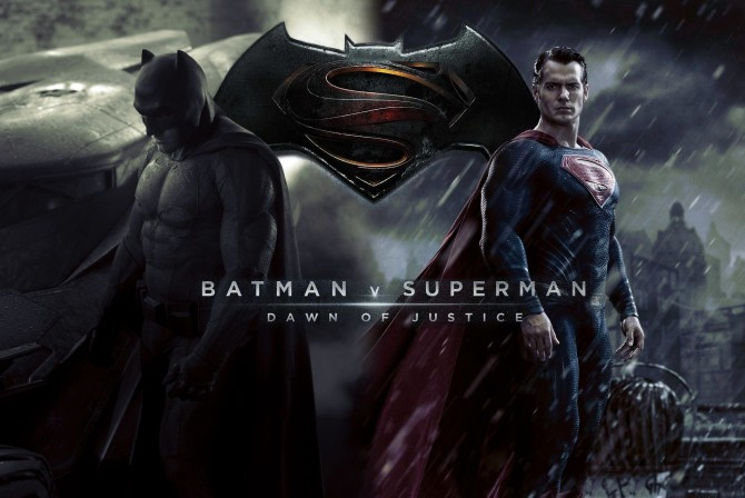 The Unlikely Jewish Connection in 'Batman vs. Superman'