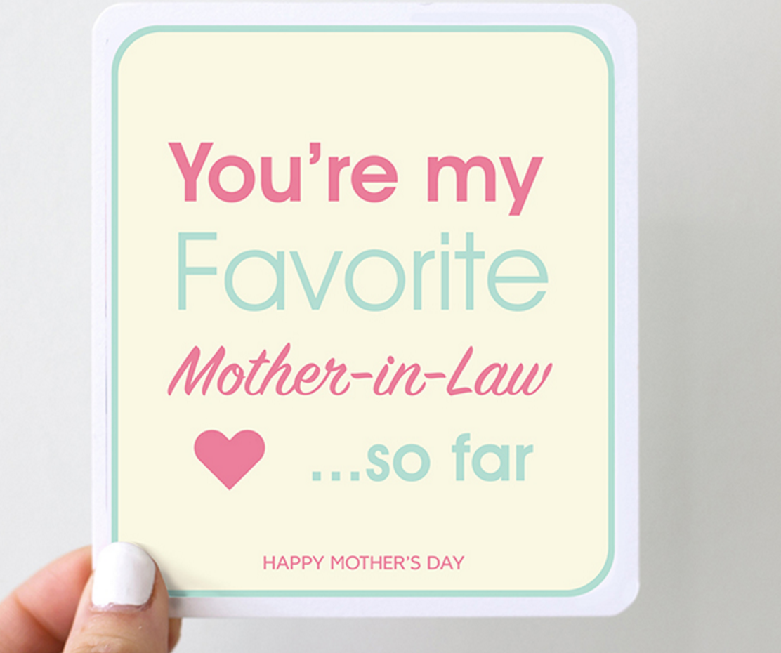 These mother in law cards are literally the bestworst kveller mothers day cards mothers day cards m4hsunfo