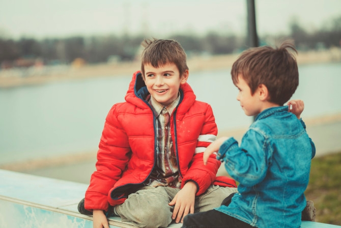 How I Realized Predicting My Sons' Personalities Is Actually a Bad Thing