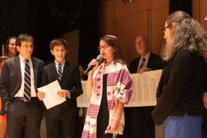 The Beautiful Meaning Behind My Daughter's Nontraditional Bat Mitzvah