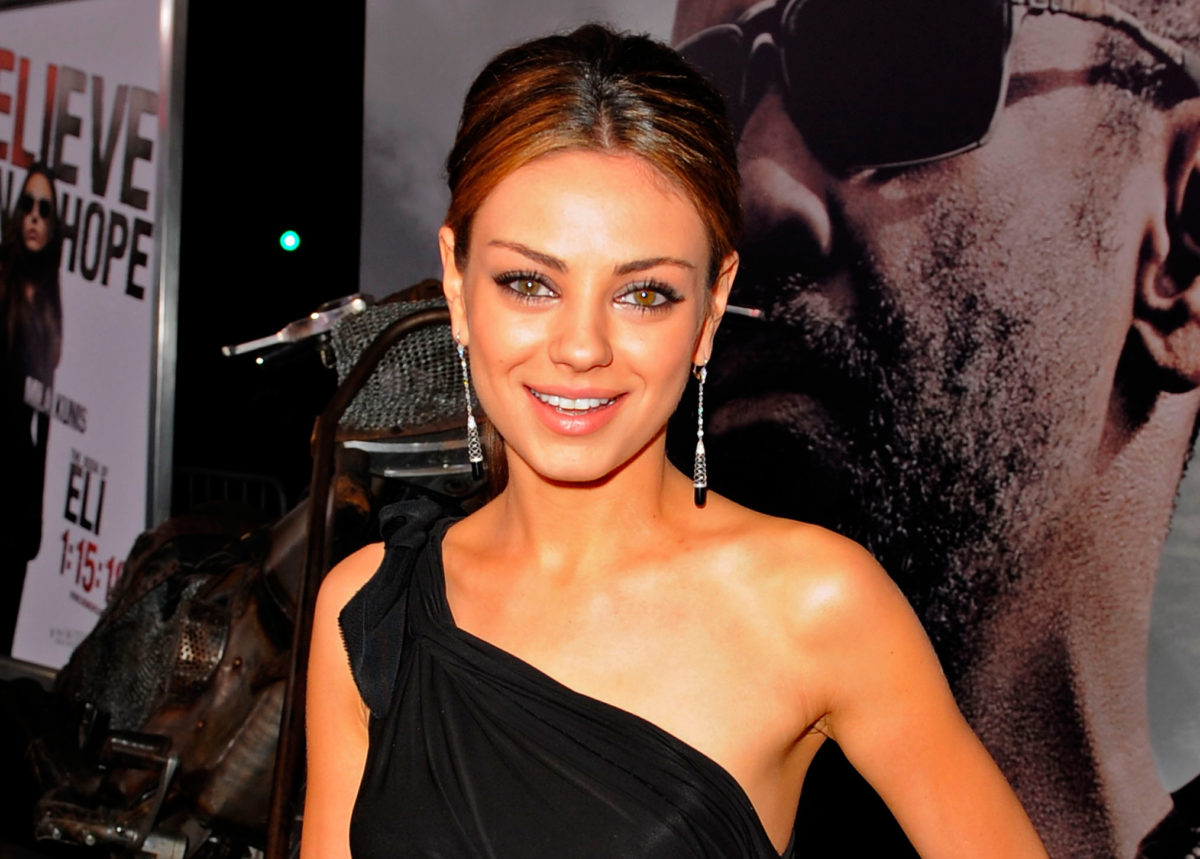 Mila Kunis Refuses To Raise Brats This Is Her Plan Kveller