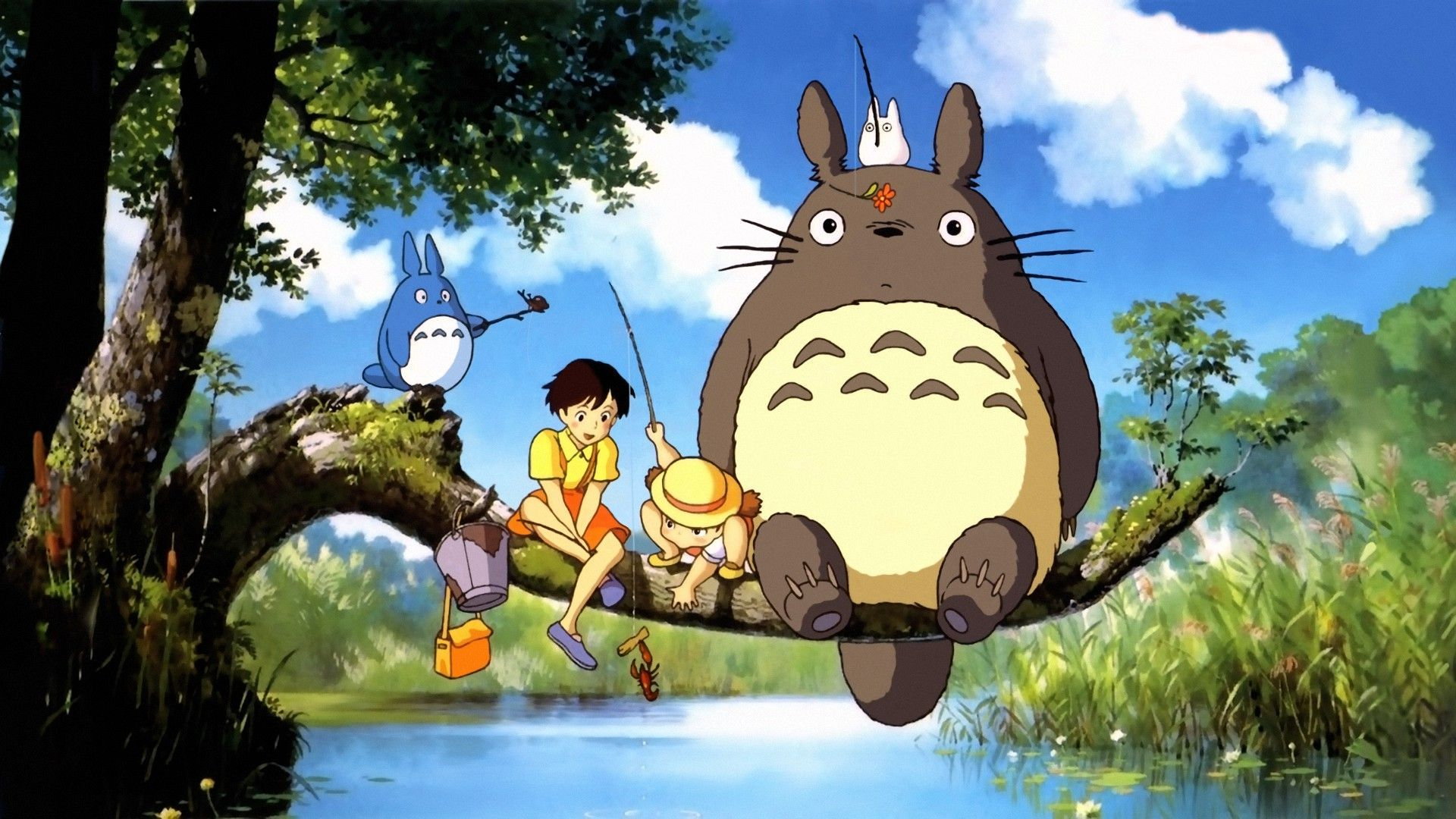 The 90s Japanese Animated Film Your Kids Need To Be Watching