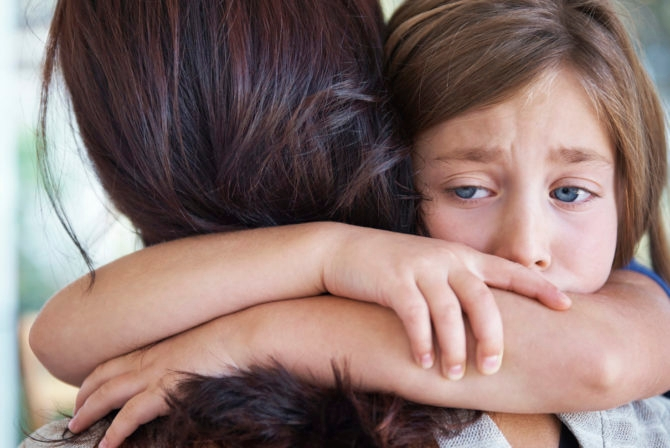 I Was Frustrated By My Daughter's Separation Anxiety Until I Realized This