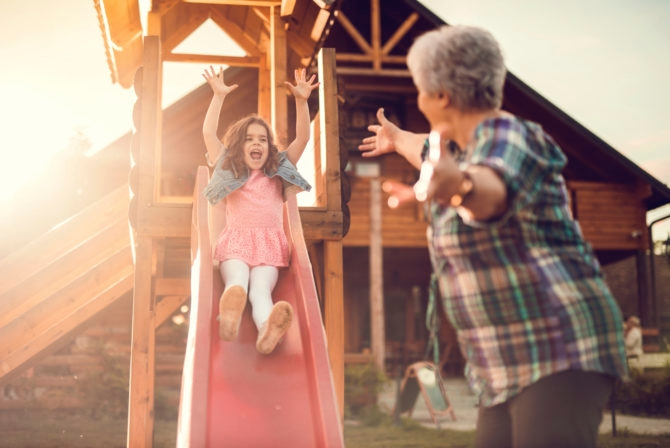 You Should Give the Grandparents a Performance Review. Here's Why.