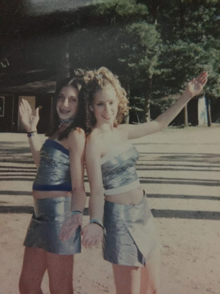 duct tape skirts