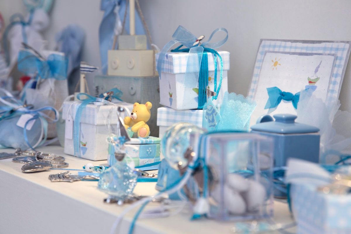 i didn't have a baby shower, but that doesn't mean i didn't want one
