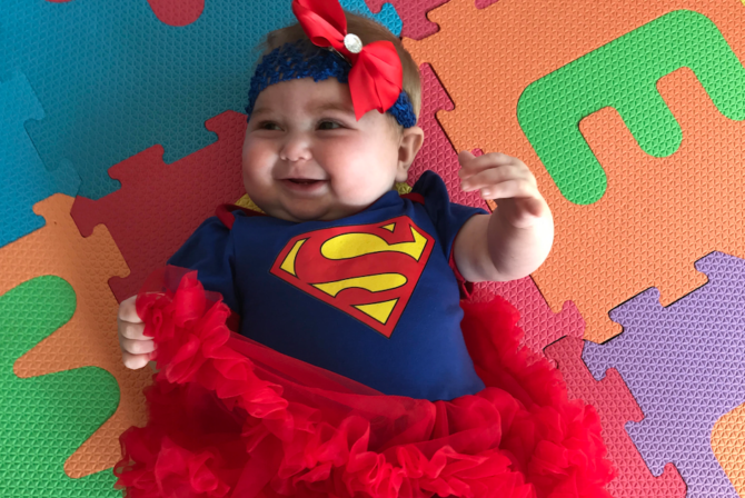 The Extreme Highs & Lows of Having a Baby with Cancer