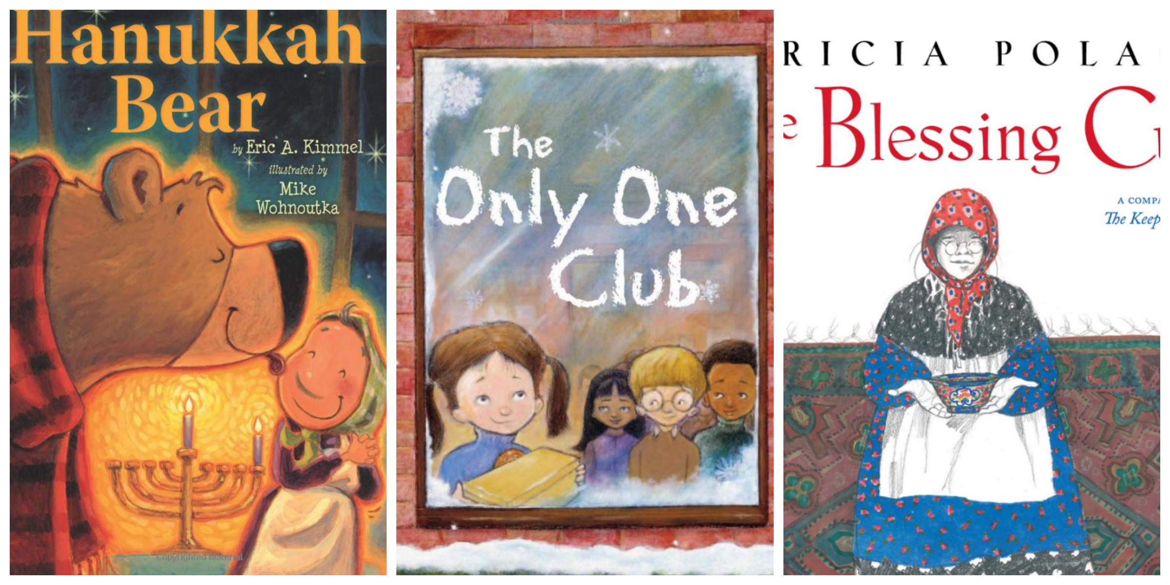 Last Minute Kids Book Ideas For Hanukkah Kveller