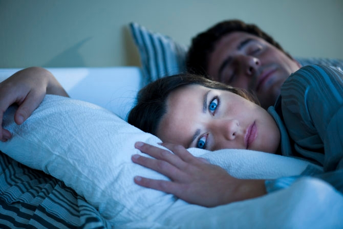 The Insomniac's Guide To Not Killing Your Spouse
