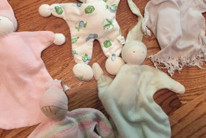 How I'm Dealing with My Daughter Outgrowing Her Dolls