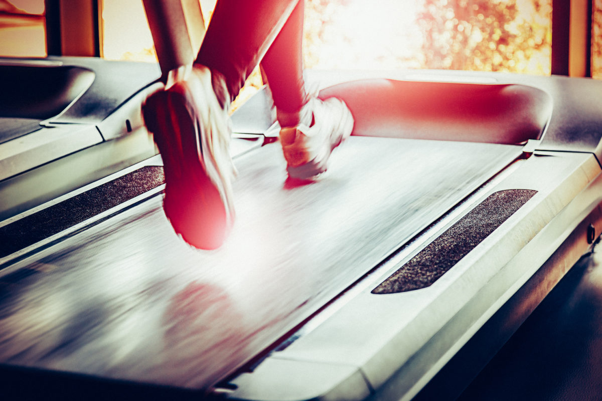 How to choose a treadmill - running away from a heart attack