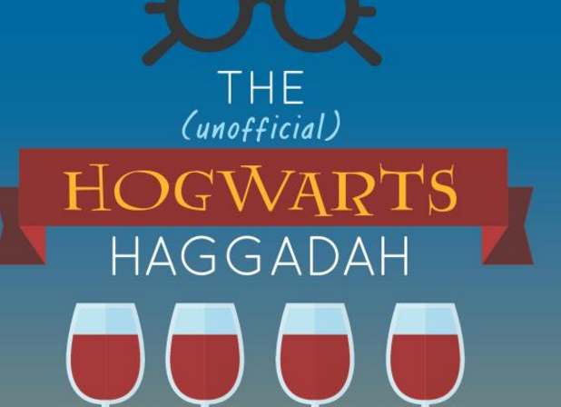 The 'Unofficial Hogwarts Haggadah' Is What's Missing from Your Seder