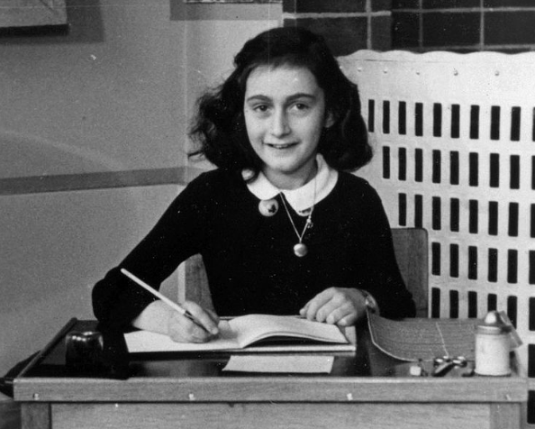 Museum Worries That Kids Don't Know Who Anne Frank Is Anymore
