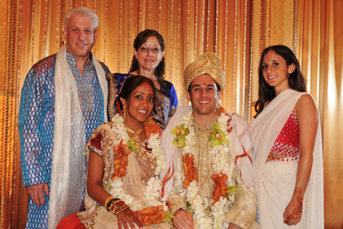 What I Learned From My Son's Hindu-Jewish Marriage
