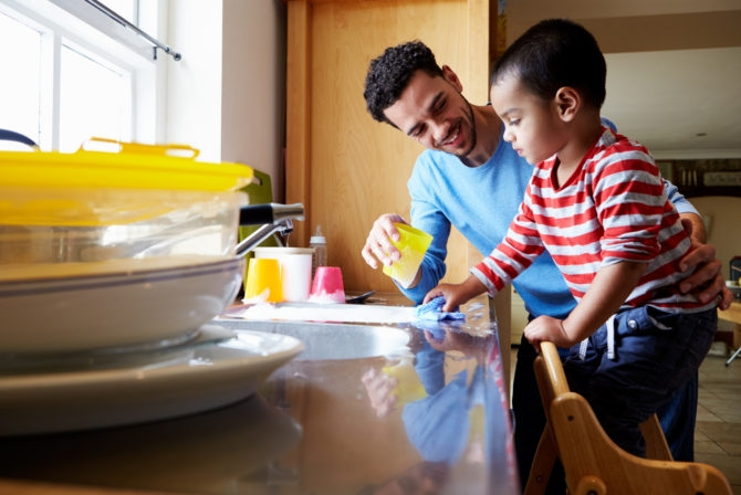 How to Stop the Chore War & Get Kids to Love (or Tolerate) Cleaning