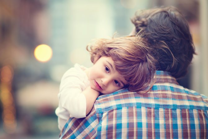 What My Toddler Taught Me When We Met a Homeless Veteran